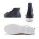Men Plastic Elastic Band Rain Boots