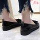 Women's Bowknot Slip-On Flats