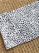 Bandeau Leopard Print Padded Thong Bikini
