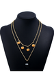 Alloy Fashion Long Necklace Halloween Ornaments