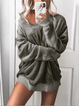 Batwing Long Sleeve Sweater