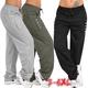 Casual High Waist Oversized Loose Leggings & Sports Pants