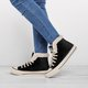 Women's Winter Boots Faux Fur Canvas Sneakers Lace-up Suede High-Low Heel Shoes
