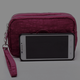 Multi Pockets Nylon Phone Purse Wallet Clutches