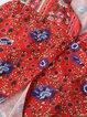 Women Summer Dresses Shift Beach Floral Dresses