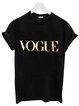 Summer Street Fashion  Casual T-shirt