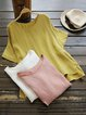 Women Shift Breathable Soft Blouse