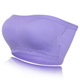 Solid Color Soft Wireless Bandeau