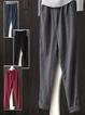 women's cotton linen pants new loose thin casual linen Harlan long pants