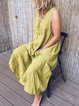 Plus Size Women Vintage Holiday Maxi Dresses