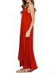 Women Daily Sleeveless Paneled  Summer Dress