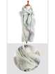 Hot Sale Womens Spring Cats design Bali Yarn Scarves