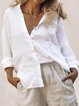 Women Casual Loose Blouse Shirt Tops