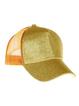 Womens Sequins Cotton Caps Hats