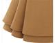Lapel Faux fur Casual Solid Buttoned A-line Pea Coat