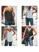 Plus Size Spaghetti Women Summer Sexy Camis With Lace