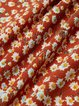 Floral-print Spaghetti Holiday Sexy Dresses