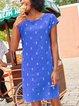Boho Short Sleeve Dresses