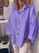 Plus Size Women Loose Shirt Tops Tunic Blouses