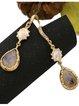 Handmade Womens Earrings Elegant Alloy Vintage Earrings