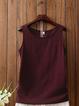 Women Casual Plus SizeTank Tops Tunic