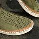 Pu Elastic Band Daily All Season Sneakers