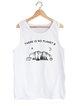 Sleeveless Round Neck Cotton Shirts & Tops