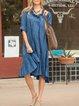 Sweet Cotton-Blend Dresses