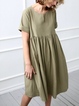 Women Casual Short Sleeve Dresses