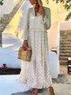 Polka Dots Boho Dresses