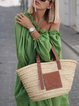 Cotton-Blend Holiday Off Shoulder Dresses