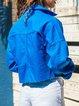 Plus Size Loose Fit Women 2019 Fall Jackets