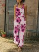 Sunflower Comfortable Cotton Cool Jumpsuit