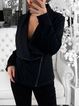 Long Sleeve Cotton Casual Outerwear