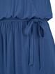 V Neck Women Dresses Going Out Paneled Dresses