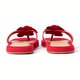 Women Slip-On Flip Flop Flower Flat Slide Sandals