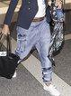 Cozy Plus Size Denim Pants Jeans