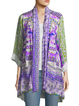Long Sleeve Printing Plus size Outerwear