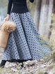 Polka Dots Vintage Skirts