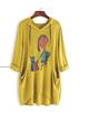 Spring\Summer Printed Animal Casual Shirts
