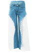 Casual Tulle Pants