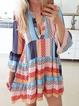 Women Dresses Shift Daily Casual Tribal Dresses