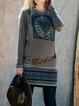Cotton-Blend Vintage Shirts & Tops