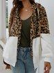 Long Sleeve Paneled Hoodie Cotton-Blend Coats