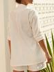 Pockets Long Sleeve Outerwear