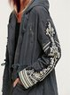 Vintage Denim Long Sleeve Outerwear