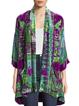 Plus size Velvet Outerwear