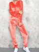Solid Sports Velvet Suits