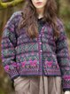 Long Sleeve Knitted Outerwear