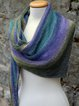 Color-Block Casual Scarves & Shawls